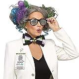 shoperama Disfraz de personaje para mujer, varias piezas, variante: científica loca