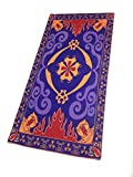 Tassels Included Magic Carpet Costume Halloween Towel Inspired by Aladdin by Magic Princess Whitney