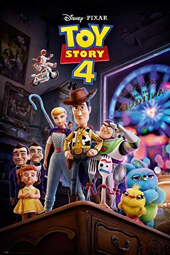 Erik® - Poster Disney Toy Story 4-91x61cm