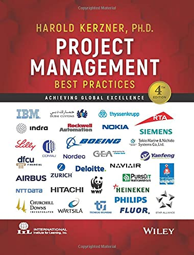 Compare Textbook Prices for Project Management Best Practices: Achieving Global Excellence 4 Edition ISBN 9781119468851 by Kerzner, Harold