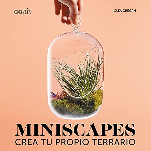 Miniscapes. Crea tu propio terrario (GGDiy)