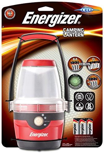 Energizer LED Camping Lantern (inkl. 3xAA, wetterfest und wasserdicht)