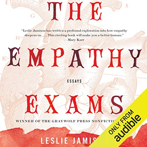 The Empathy Exams  By  cover art