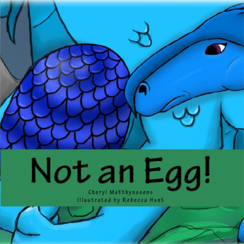 Not an Egg! audiobook cover art