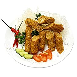 Hock Lian Huat Spicy Traditional Five Spice Fish Roll - Frozen, 210 g