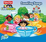 Little People Counting Songs by Fisher-Price Little People