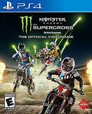 Monster Energy Supercross: The Official Videogame from