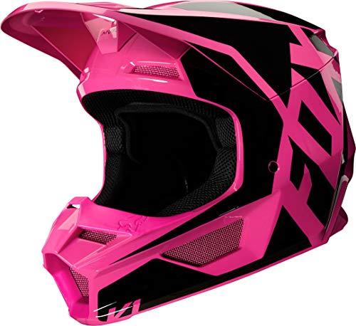 FOX Motocross-Helm V1 Pink Gr. L
