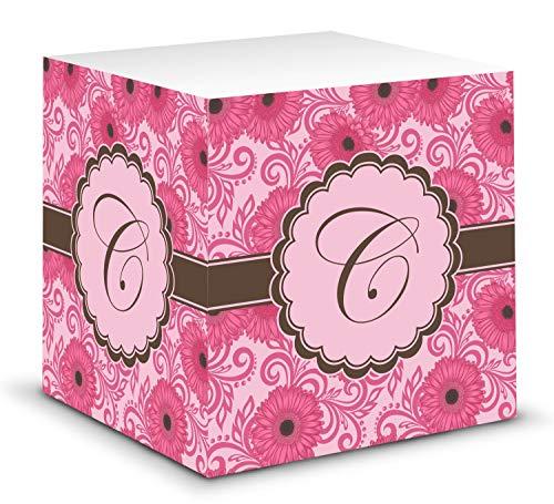 Swirl Sticky Note Cube - 9