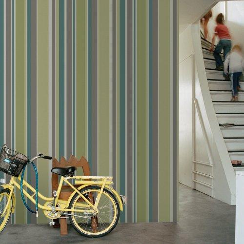 Graham & Brown 50-526 Papier-Tapete rico stripe Kollektion Kids@HOME IV