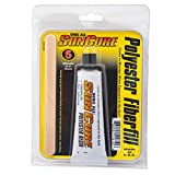Sun Cure 1oz Fiberfill Mini Kit w/Sandpaper Surfboard Repair
