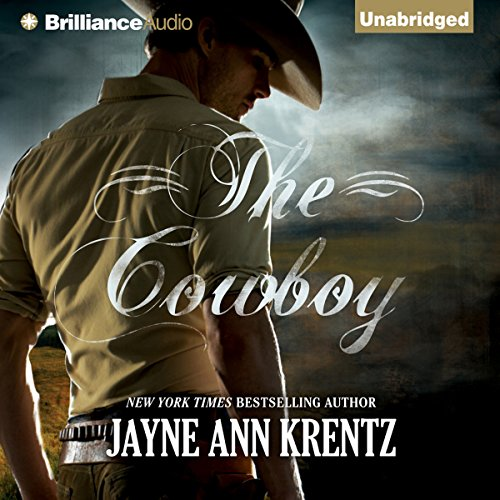 The Cowboy                   By:                                                                                                                                 Jayne Ann Krentz                               Narrated by:                                                                                                                                 Kate Rudd                      Length: 5 hrs and 45 mins     1 rating     Overall 5.0