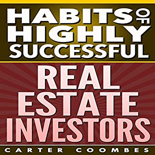 Habits of Highly Successful Real Estate Investors audiobook cover art