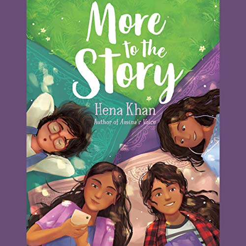 More to the Story                   By:                                                                                                                                 Hena Khan                           Length: 5 hrs     Not rated yet     Overall 0.0