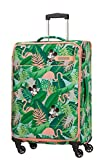 <span class='highlight'>American</span> <span class='highlight'>Tourister</span> <span class='highlight'>Funshine</span> Disney Spinner M Suitcase, 66 cm, 63.5 Litre, Multicolour (Minnie Miami Palms)