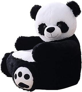 Kaliya Silla Beanbag para niños –Panda Bear Elephant Classic Gaming Sillas para niños Edades 3 años + Sofá para interiores/exteriore