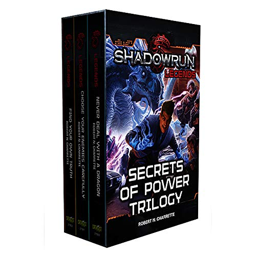 Shadowrun: Secrets of Power Trilogy (Shadowrun Box Set Book 1)