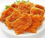 [スターゼン] フライドチキン 骨なし 20個入り 1.6kg 冷凍食品 大容量 業務用 チキン 鶏肉 鶏モモ 簡単 時短 電子レンジ クリスマス パーティー