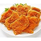 [スターゼン] フライドチキン 骨なし 冷凍食品 大容量 業務用 チキン タイ産 鶏肉 鶏モモ 簡単 時短 電子レンジ クリスマス パーティー (20個入り( 1.6kg))