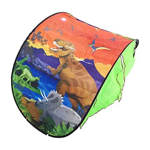 BOYKO Magical World Tente de Jeu Lit Enfant Intérieur Rêve pour Fille Garçon Kid's Fantasy House (aventure spatiale)
