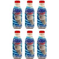 Chufi Horchata de chufa de Valencia botella 1 litro [Pack de 6]
