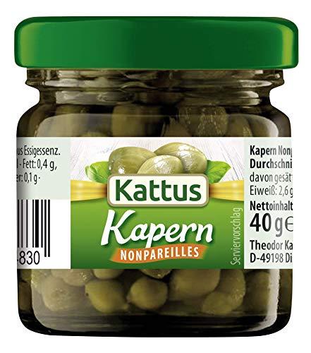 Kattus Kapern Nonpareilles, 40 g