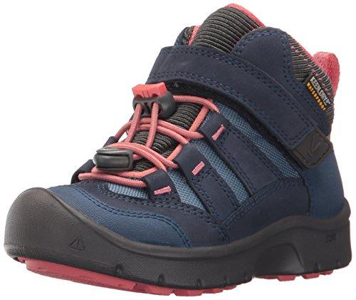 Keen Hikesport Mid Waterproof Junior Hiking Chaussure - AW17, blue, 40