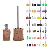 Premium Badezimmer Set   große Auswahl   Seifenspender mit passender WC Bürste   hochwertige...