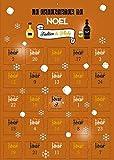 Calendario dell'avvento 25 giorni – tutto know-how sul whisky – regalo insolito uomo – coppia – oggetto insolito segreti del whisky – immagini – regalo apero uomo – Aperitif