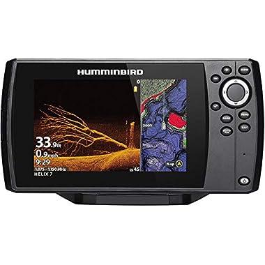Humminbird 411070-1CHO Helix 7 CHIRP Mega DI GPS G3N Cho