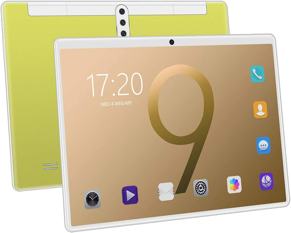 ELLENS Max 77% OFF 10 inch Tablet Quad Ranking TOP16 Core Android 3G Phablet PC w