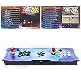 TAPDRA Pandora Box DX Original 3A Game Box Consola Arcade 3000 en 1, Tiene Juegos 3D, 2 Jugadores admite hasta 3P y 4P,...