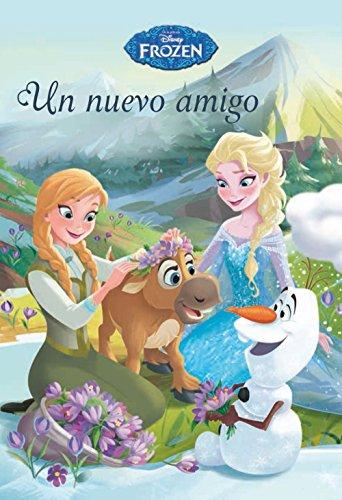 Frozen. Un nuevo amigo: Cuento (Disney. Frozen)