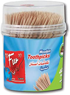 Fun® Indispensable Wooden Toothpick - Pack of 400