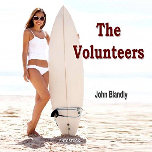 The Volunteers audiobook cover art