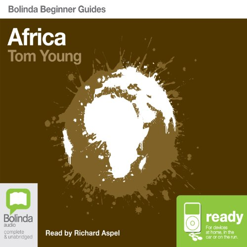 Africa: Bolinda Beginner Guides audiobook cover art