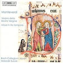 claudio monteverdi missa in illo tempore
