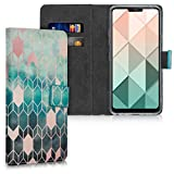 kwmobile Case Compatible with LG G7 ThinQ/Fit/One - Wallet