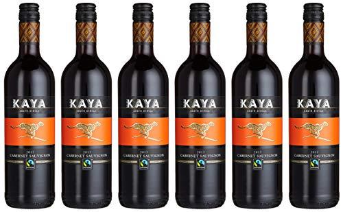 Kaya Fairtrade Cabernet Sauvignon Trocken (6 x 0.75 l)