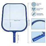 Zoom IMG-1 gafild pulizia kit per piscine