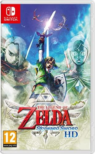 The Legend Of Zelda: Skyward Sword - Hd (Nintendo Switch)