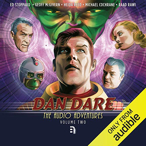 Dan Dare: The Audio Adventures - Volume 2 audiobook cover art