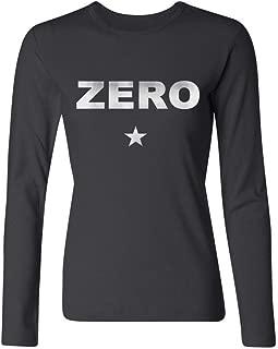 Women's The Smashing Pumpkins Zero Logo Long Sleeve T-Shirt