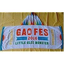 Little Glee Monster GAO FES 2016 フード付き ビッグタオル