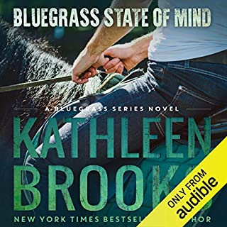 Bluegrass State of Mind audiobook cover art