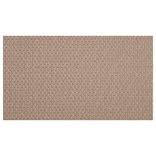 casa pura® Indoor- und Outdoor-Bodenbelag Lecce | kunstvoll gewebter Terrassenteppich | als Outdoor Teppich Meterware oder Läufer für innen | 40 Größen (90x500cm)