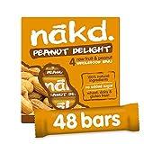 Nakd Multi Pack Case of 48 Bars (Peanut Delight)