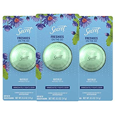 Secret Antiperspirant Deodorant for Women with Pure Essential Oils