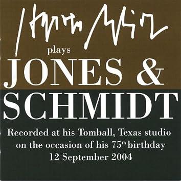Harvey Schmidt Plays Jones and Schmidt