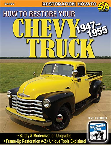 How to Restore Your Chevy Truck: 1947-1955